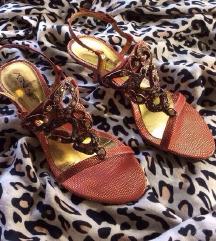 Agnesi crvene sandale vel.36