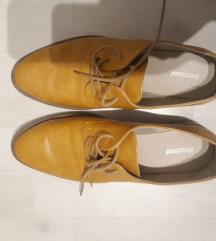 žute cipele oxfordice