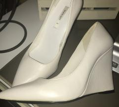 Bijele Mango cipele