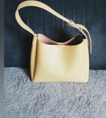 ZARA mininalistic bucket bag! %%