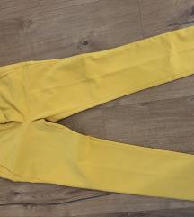 Zara hlače žute