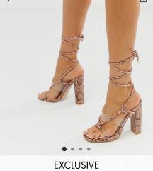 Asos sandale s uzorkom