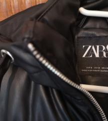 Zara prsluk od umjetne kože