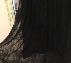 Zara cipkana suknja
