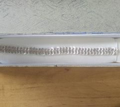 Narukvica od pravog srebra