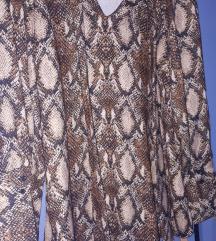 Reserved snake print bluza 38 / 40