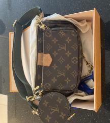Louis Vuitton multi pochette- original