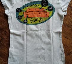 Simpsons majica xs