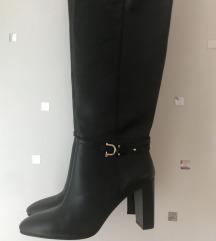 Zara kozne cizme over the knees