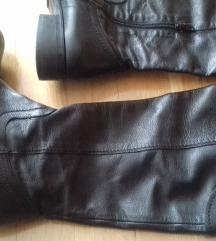 ženske čizme kožne