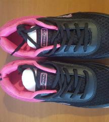 Crno roza tenisice