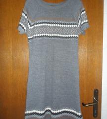 Zimska haljina tunika vel. 42