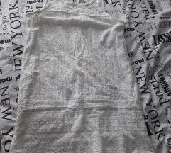 C&A bijela haljina, vel S