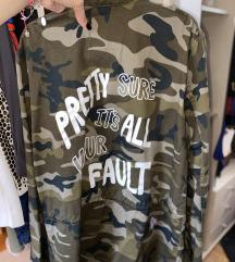Vojnička jakna