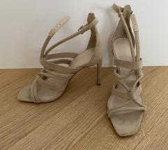 Sandale boje koze