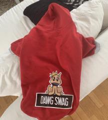 Dawg Swag crvena majica