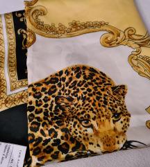 Veliki šal, novi s etiketom,  animal print