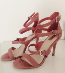 Nove roze sandale