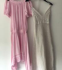 Bershka i Calzedonia heklane haljine za plažu