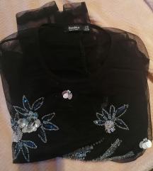 Majica sa šljokicama i perlicama💖