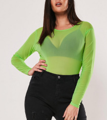 Missguided plus size neon body 46