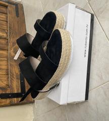 Roberto sandale platforma