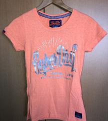 SNIŽENO! SUPERDRY Neon narančasta majica