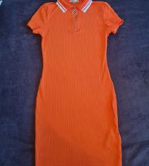 Vintage midi haljina