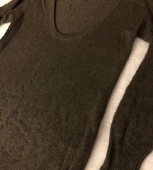 Zara kašmir vesta / pulover
