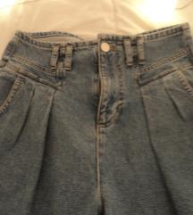 mom jeans stradivarius vel 36