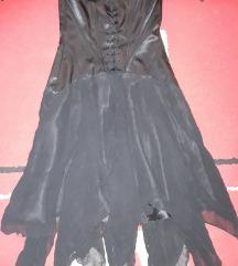 Haljina vezanje na leđima