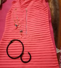 LOT tunika/haljina nakit novčanik