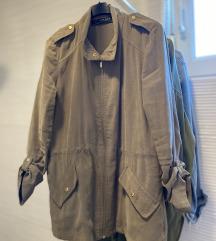 Zara lot jakni & košulja S