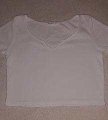 TERRANOVA bijela majica