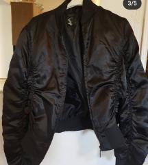 TERRANOVA svilena bomber jakna