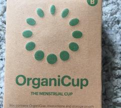 NOVA Organicup menstrualna čašica vel B