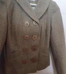 Retro, vintage kaput, proljetni Top Shop, S