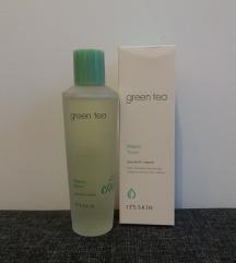 It's skin green tea watery tonik, 150ml