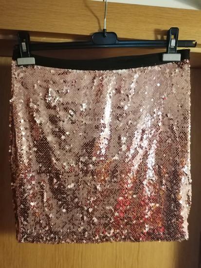 Sequin suknja