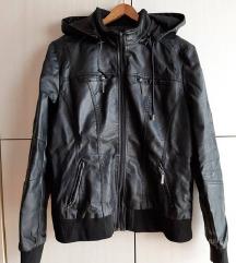 NOVO! Kožna jakna L