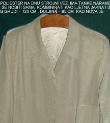 bluza tunika jakna veličina cca xxl