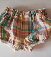 h&m hlačice vel. 50