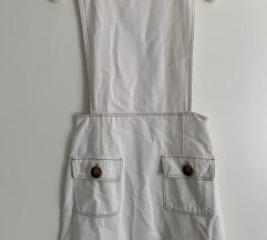 Zara bijela haljinica