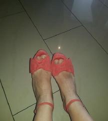 Ledenko cipele, rucni rad plus poklon