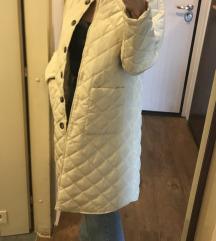 Prošivena krem jakna