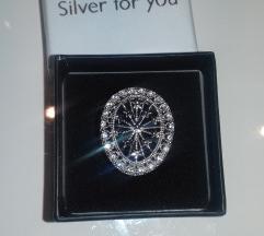 Srebrn prsten  %_%_% 199kn