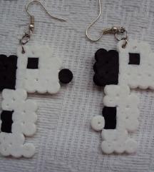 Snoopy naušnice