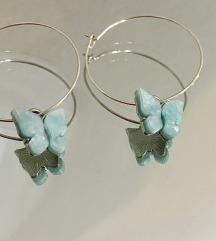 Leptirići nausnice