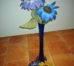 suncokret cvjetovi i vaza