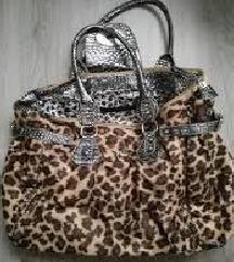 Leopard uzorak XXL torba
